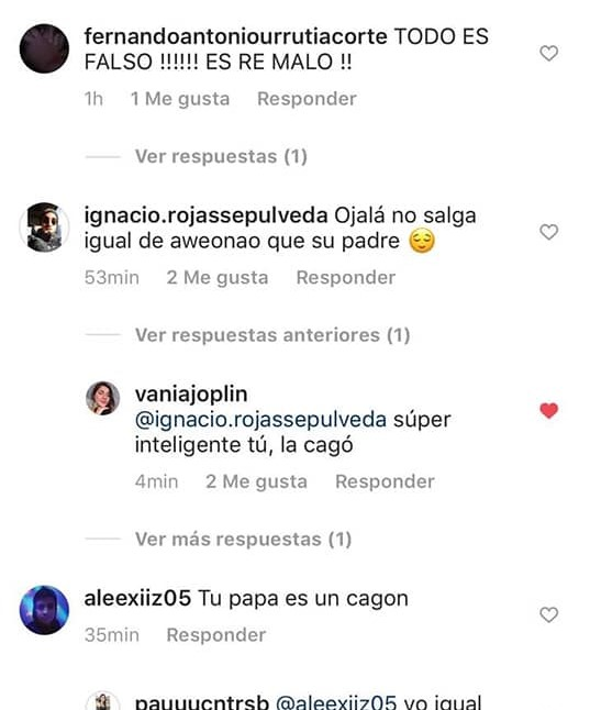 Captura de pantalla | Instagram Gabriel Arias