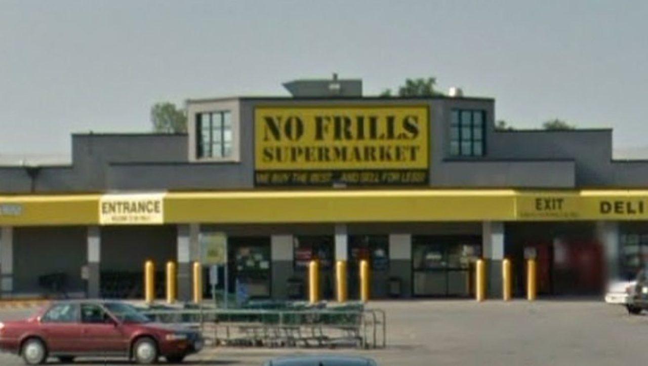 Tienda donde trabajó Larry Ely Murillo-Moncada