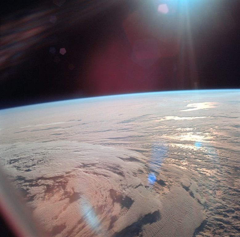 El planeta Tierra visto desde el Apolo 11 | NASA
