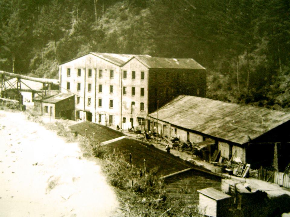 Fotografía: Museo Histórico de Tomé.