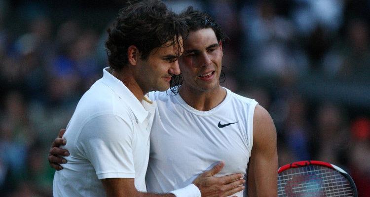 Las leyendas se vuelven a medir en Wimbledon: Federer y Nadal se enfrentan a 11 años de final soñada