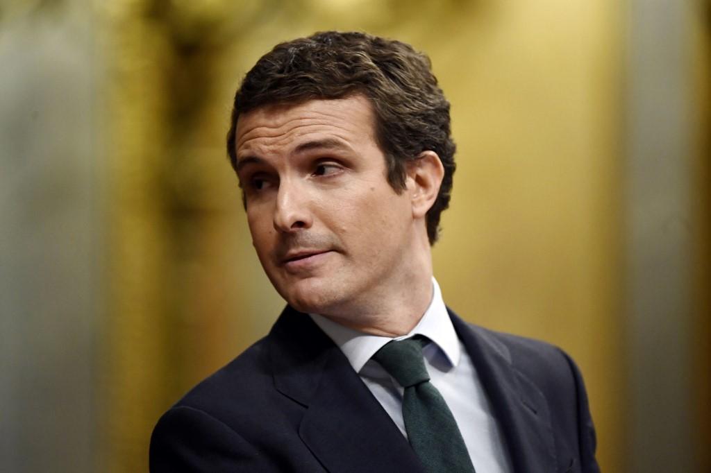 Pablo Casado | AFP
