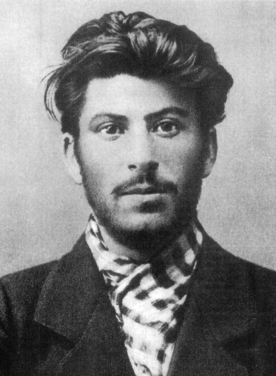 Stalin en su juventud | Wikimedia Commons