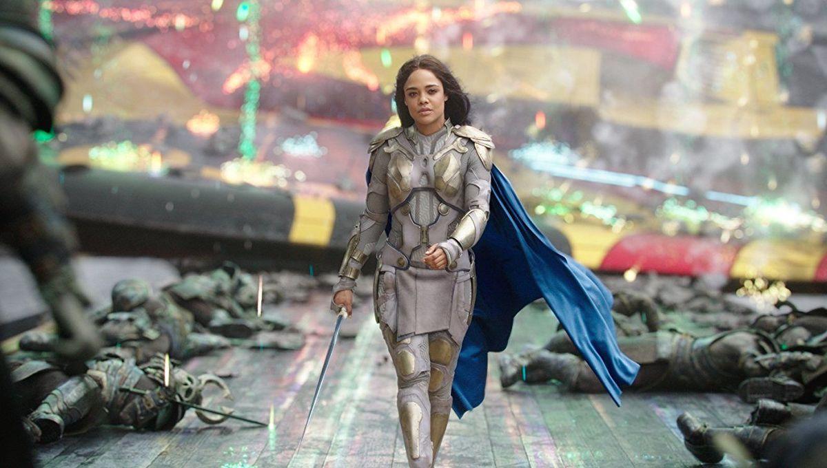 Tessa Thompson como Valquiria | Marvel Studios