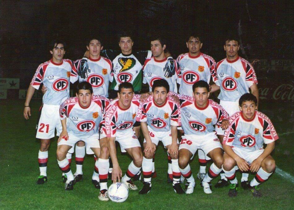 Carlos Ramírez, abajo a la izquierda | Cedida
