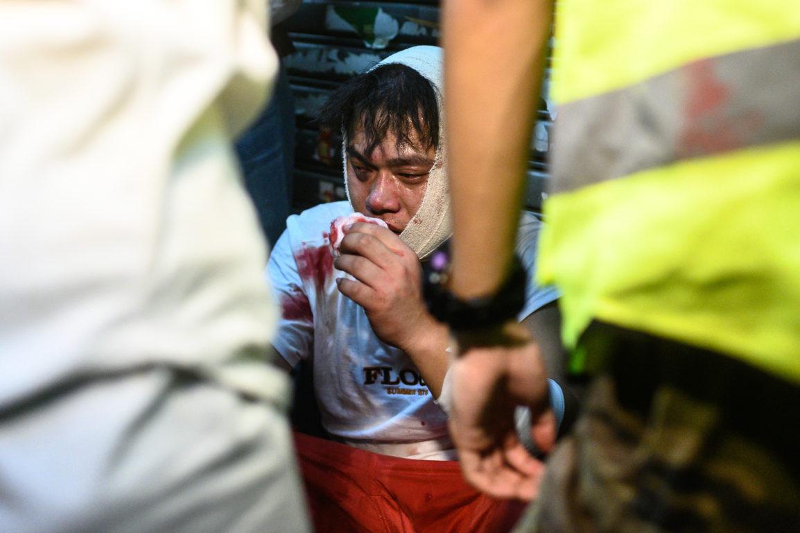 Philip FONG / AFP