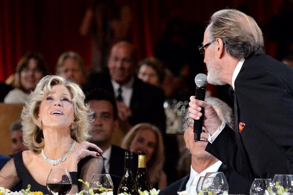 Jane Fonda y Peter Fonda