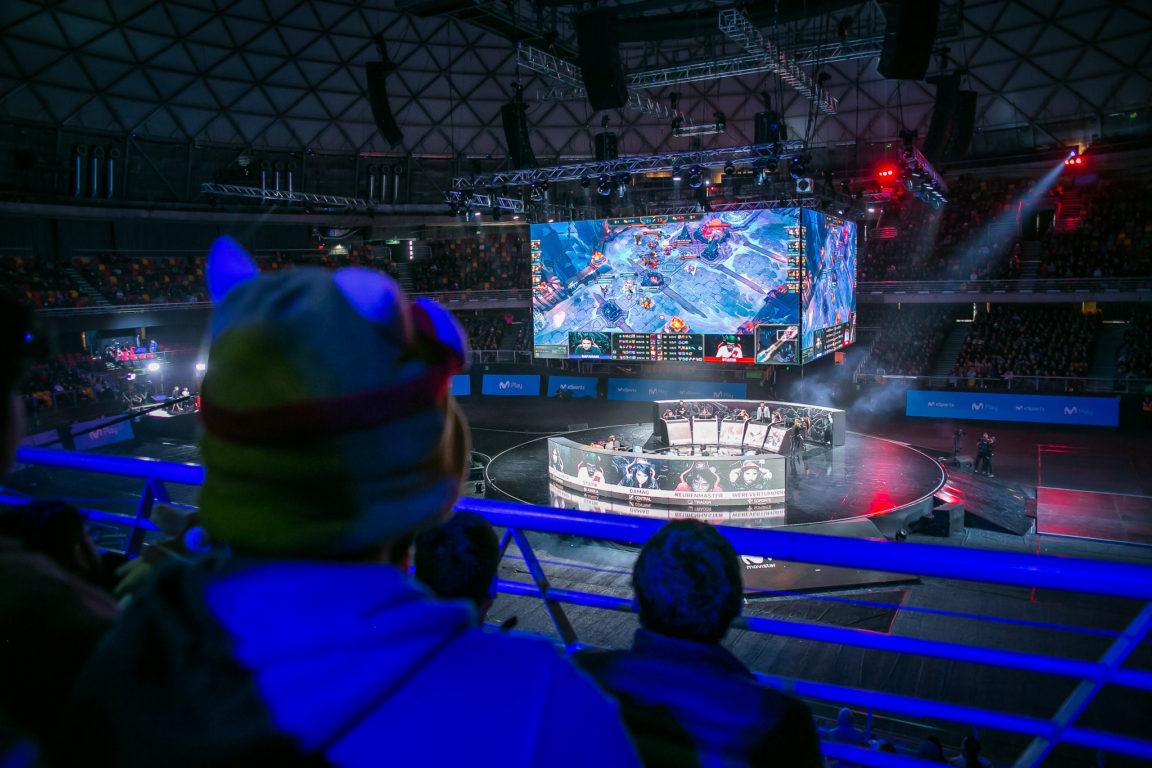 LoL Esports Latinoamérica (CC) Flickr
