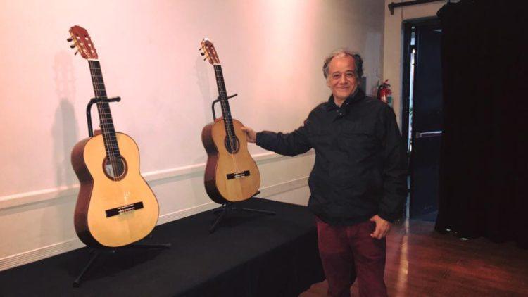 Mateo Calvo en Centro Cultural España | Facebook Entrecuerdas