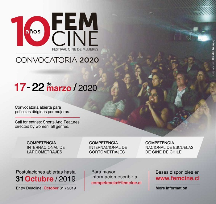 Festival de Cine de Mujeres Femcine