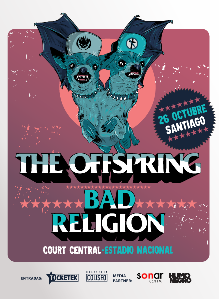 The Offspring bad religion