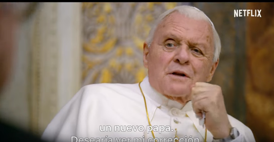 hopkins como Benedicto