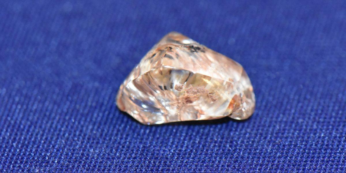 Diamante encontrado | CNN