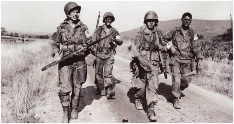 Soldados en la Operación Dragón | Wikimedia Commons