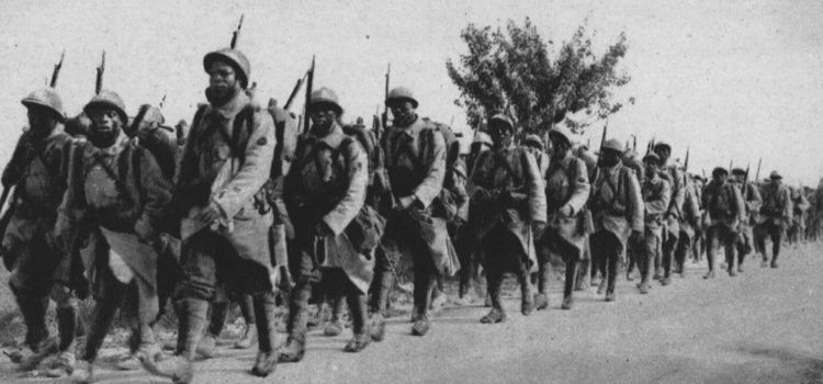 Soldados africanos | Wikimedia Commons