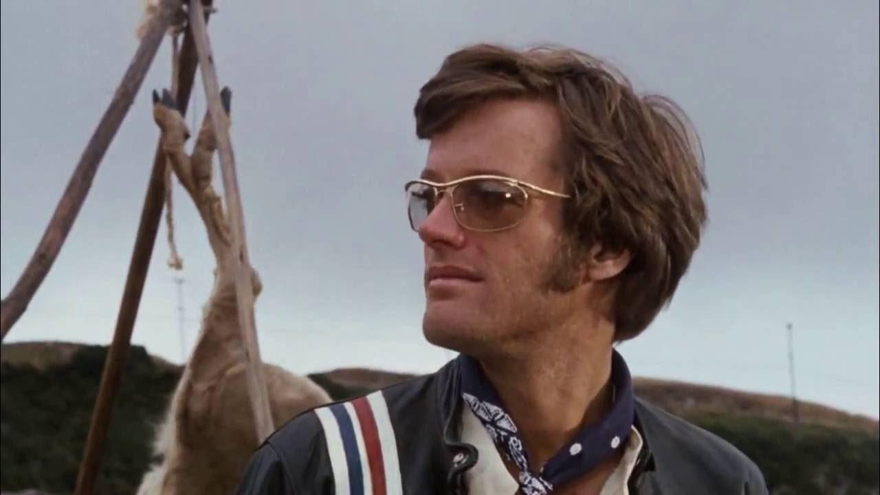 """Peter Fonda en """"Easy Rider"""""""