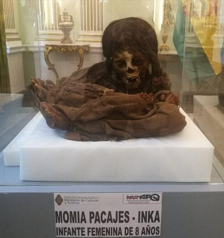 La momia | Twitter