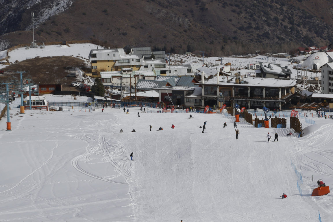 Panorámica de El Colorado. Sebastián Beltrán Gaete | Agencia UNO