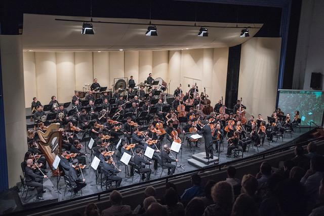 Orquesta Sinfónica   Patricio Melo, CEAC.
