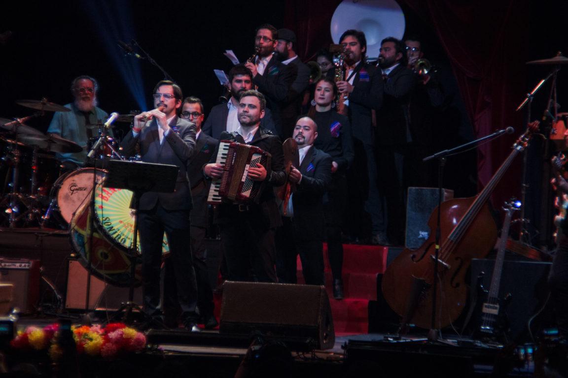 Congreso y la Banda Conmoción | Freddy Soto