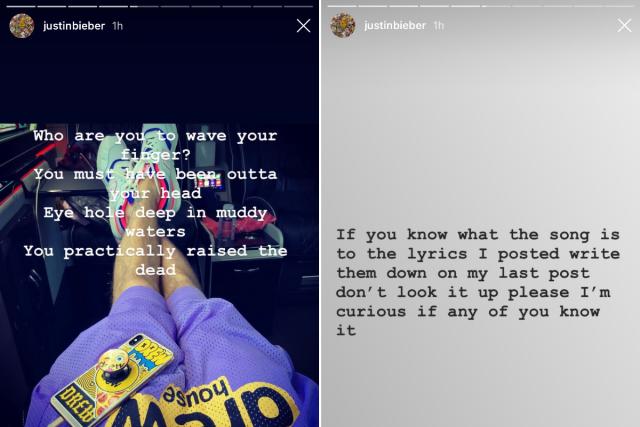 Justin Bieber | Instagram