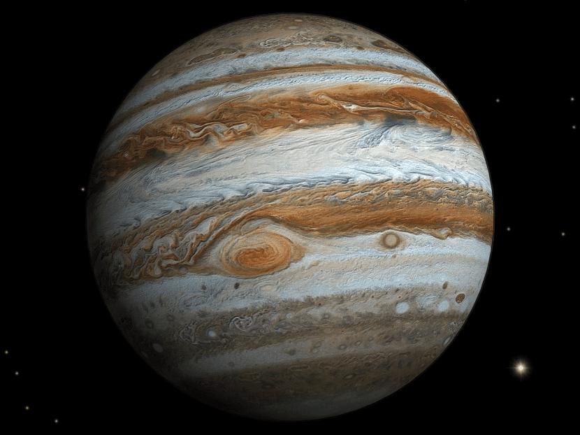 Júpiter (CC) WIkimedia Commons
