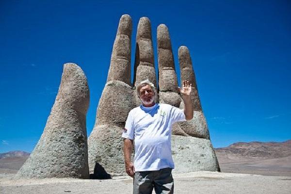 La Mano en el Desierto, Fundación Piedra Viva de Peñalolén (c)