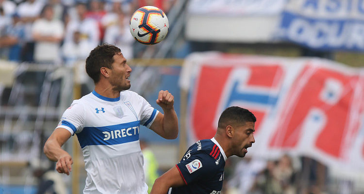 Germán Lanaro ya palpita el clásico con la 'U':