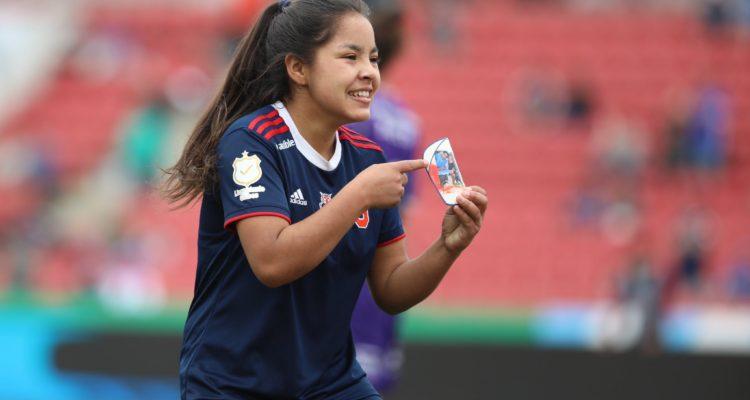 Universidad de Chile venció a Católica en el campeonato nacional femenino
