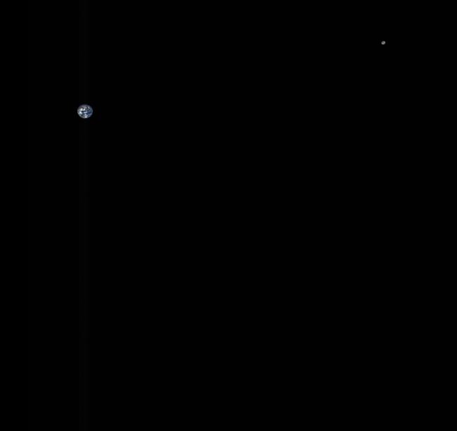 Distancia entre la Tierra y la Luna | NASA