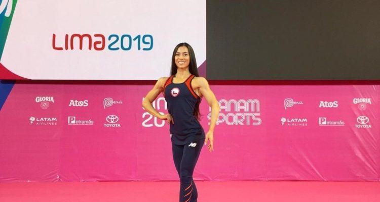 Otra presea para el Team Chile: Macarena Figueroa logró el bronce en el Fitness de Fisicoculturismo