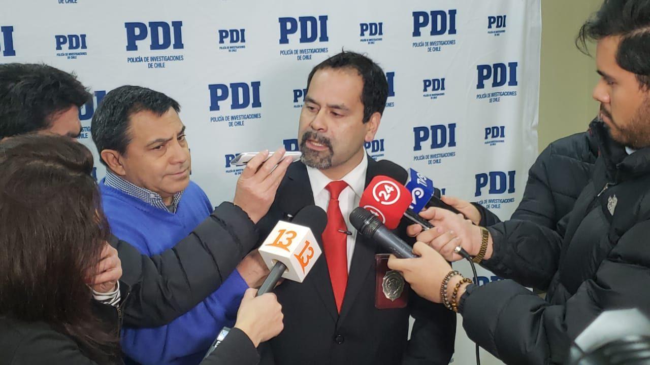 Comisario Juan Reyes | PDI