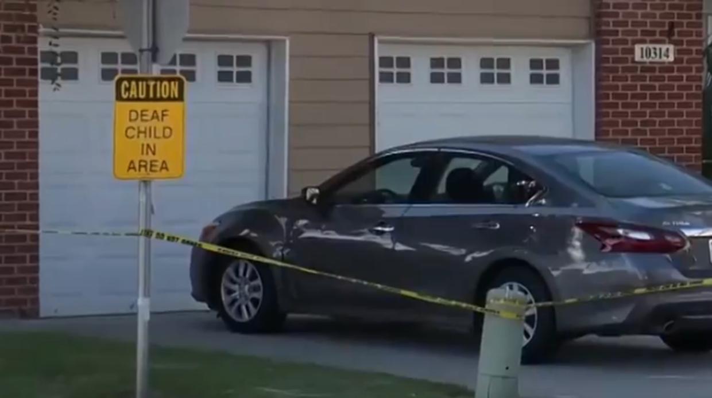 Auto donde ocurrió el hecho   CBS