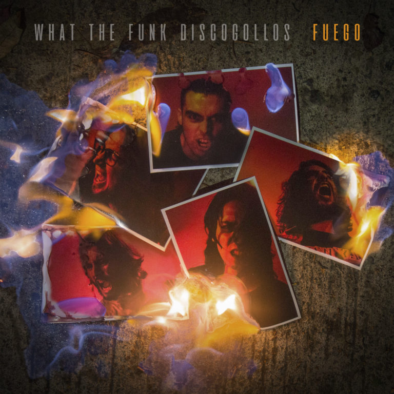 Portada de Fuego | What The Funk Discogollos