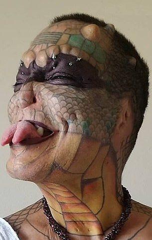 Richard Hernandez y su transformación | Daily Mail