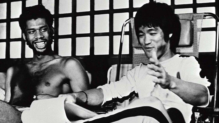 Kareem Abdul-Jabbar y Bruce Lee   THR