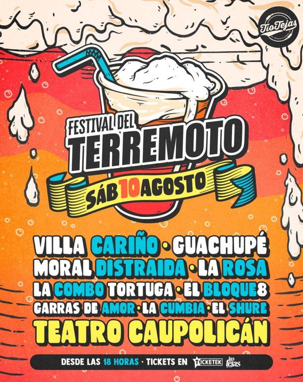 """""""Festival del Terremoto"""""""