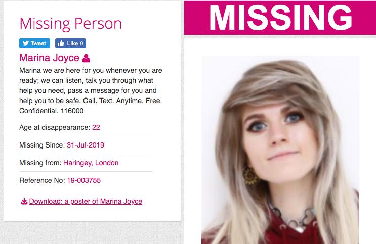 missingpeople.org.uk