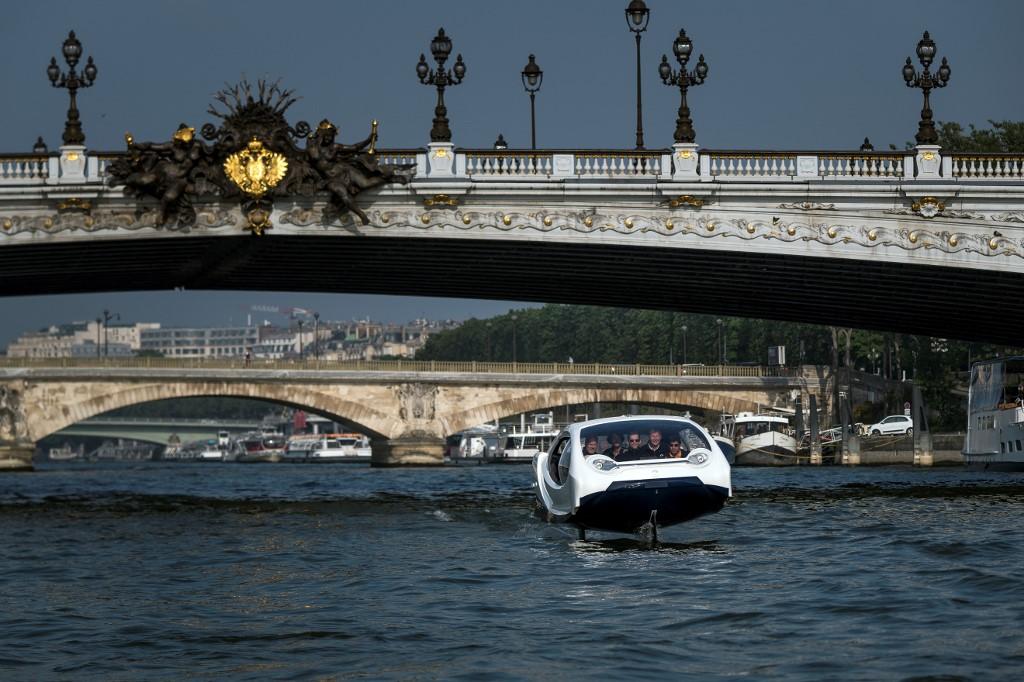 Lionel Bonaventure | AFP
