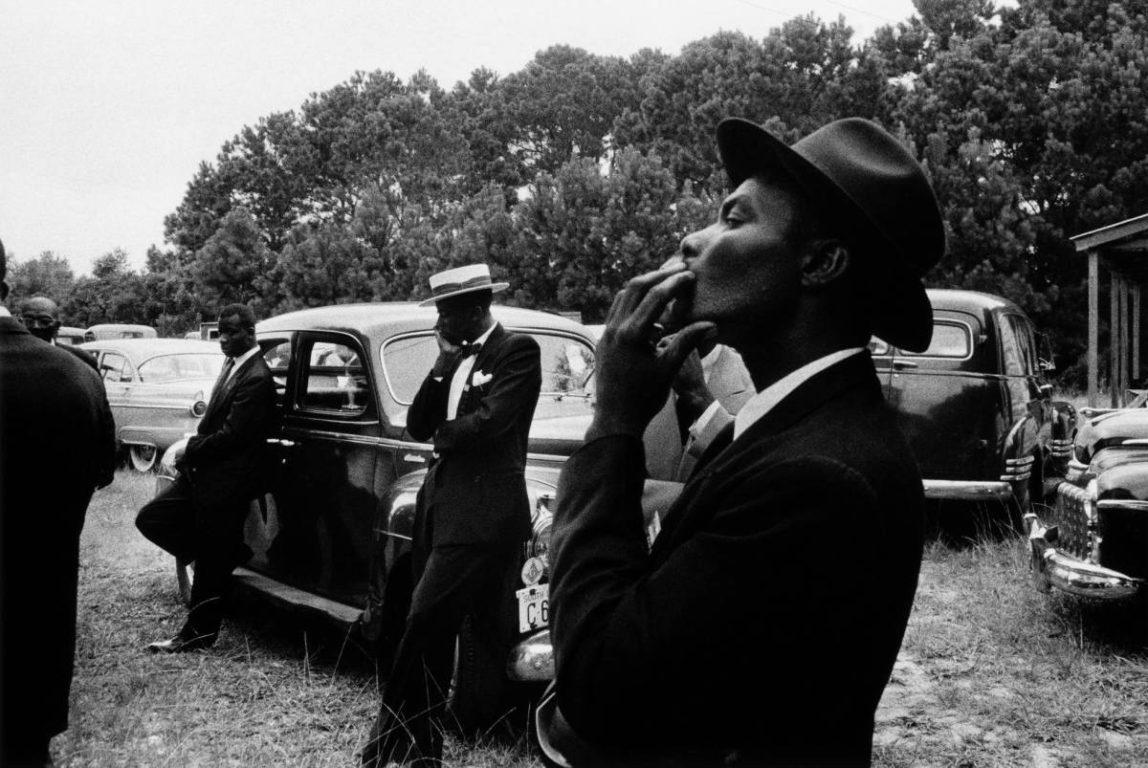 """Fotografía de Robert Frank en """"The Americans""""."""