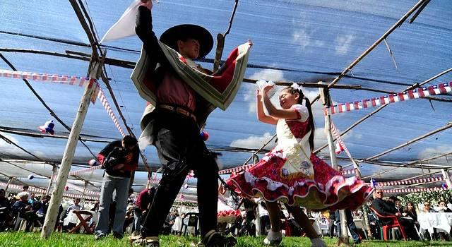 Celebraciones de Fiestas Patrias | Agencia UNO
