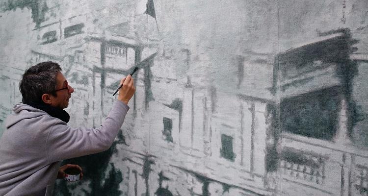 Anteparaíso de Miguel �ngel Carvacho, Centro Cultural Espacio Matta (c)
