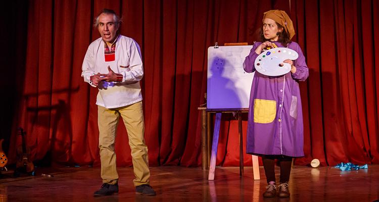 Concierto de colores, Ñeque Teatral (c)
