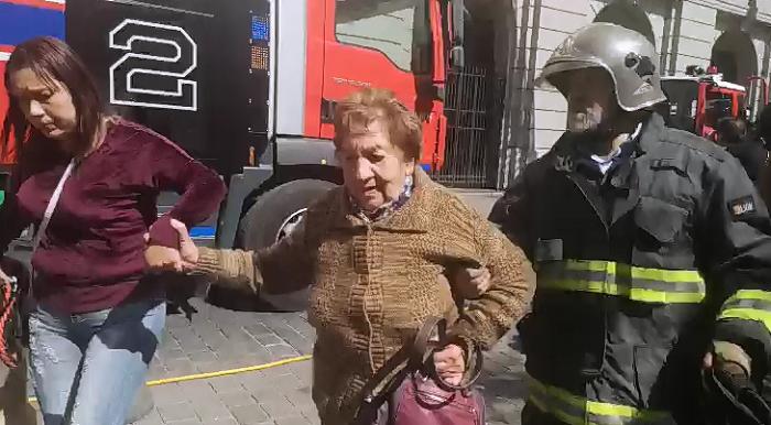 evacuacion