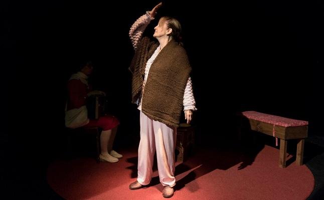 La Dama de los Andes, Compañía Teatro Sin Dominio (c)