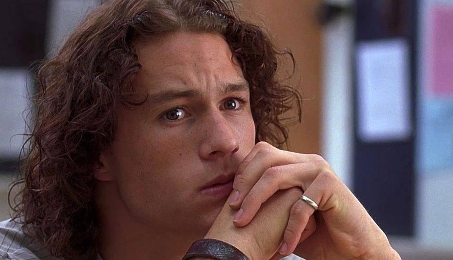 "Heath Ledger en !10 cosas que odio de ti"""