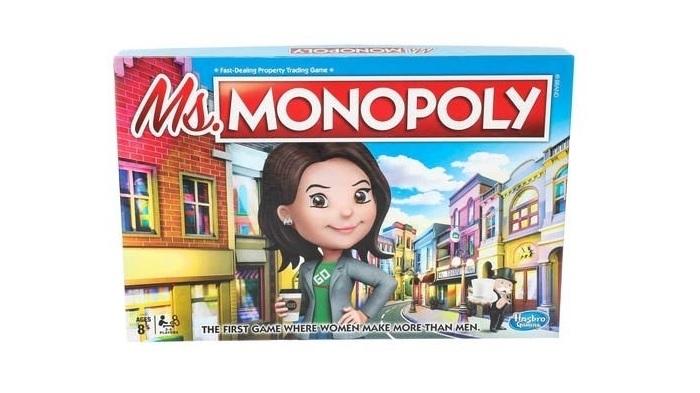 """Ms. Monopoly"""