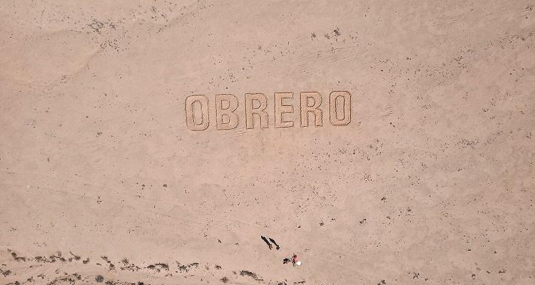Obrero, Cristian Maturana Ortiz, Galería Metropolitana (c)