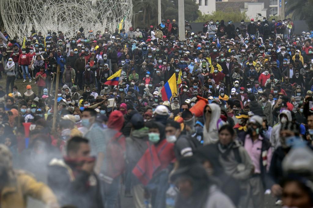 Ecuador | AFP