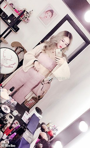 Lisa Li | Weibo